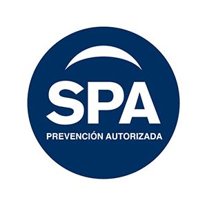 Logotipo de SPA PREVENCIÓN AUTORIZADA